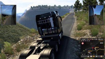 欧卡2:第4期 挑战最奇葩的山路,飞机都撞山的山路