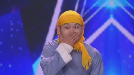 达人秀:小岳岳真是大众脸,和他撞脸的真不少,这也太像了!