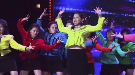 达人秀:80年的舞蹈,竟被一群90后跳的传神,这群姑娘不简单啊!