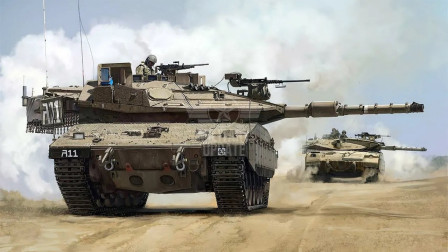 以色列梅卡瓦坦克的研发历史和性能介绍_机译字幕(3368)