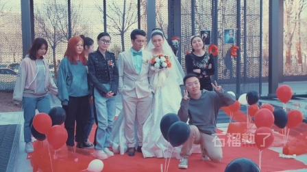 叨叨与阿娜尔罕婚礼完整版来啦!直击婚礼现场,答案都在这里了!