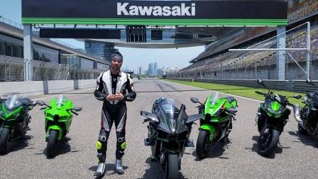 《宏義的摩托》川崎H2R:一台黑色怪兽发出的绿色闪电