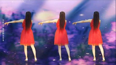 柔美女声《醉红妆》精选情歌,歌醉舞美,跟着背面学