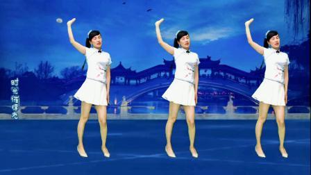 唯美广场舞《伴君谣》优美动听,祝周末快乐