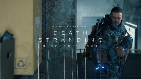 PS5《死亡搁浅 导演剪辑版》发布预告