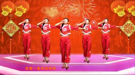 载歌载舞祝福包围,今年又是《吉祥中国年》
