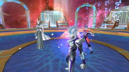 无限赛罗继续挑战噩梦级别的火之魔王兽!