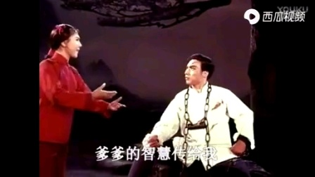 荣庚上传.革命现代京剧《红灯记》选段.光辉照儿永向前。