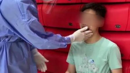 太配合!大学生核酸采样后下巴脱臼,幸好碰到口腔科医生😂