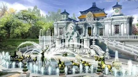 北京秋游--圆明园