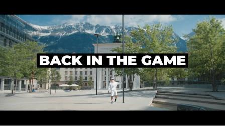 奥地利跑酷运动员Stefan Dollinger - Back In The Game