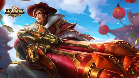 王者荣耀爆笑日记15:打野刘备带动全场节奏,谁遇到我2炮带走
