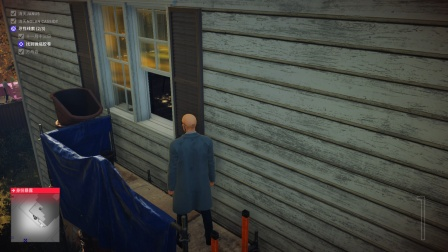杀手2:第25期 完成所有任务,坐车离开欧洲小镇