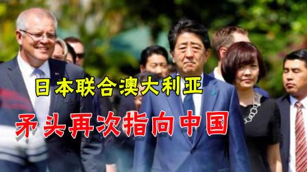 """日澳狼狈为奸,发布联合声明直指中国:要求停止对澳""""经济胁迫"""""""