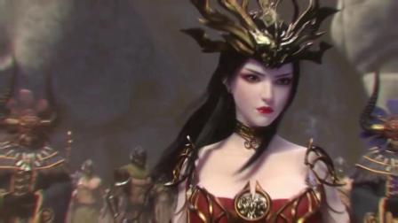 斗破苍穹282:美杜莎女王的出场方式,你们更喜欢哪一次