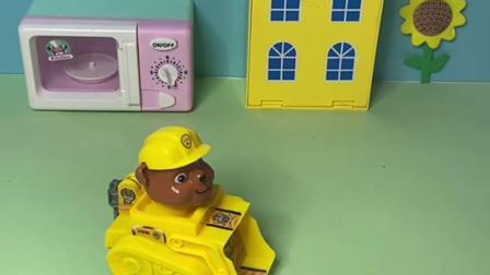 趣味玩具:乔治的心情糟透了