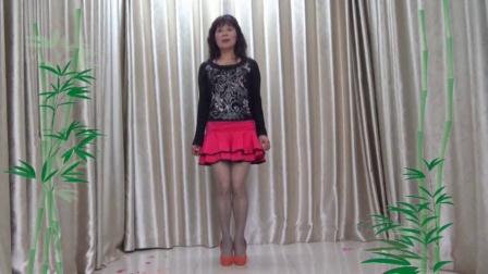 洋雪梅广场舞《赞美》