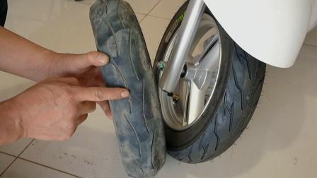 为什么电动车真空胎磨损一边?真正的原因在这里,学会能多用几年