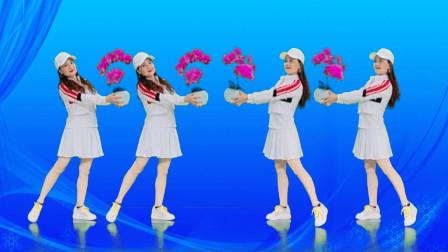 广场舞32步《宝贝你最美》歌曲好听,舞步简单好看又好学,附分解