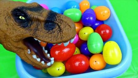趣味亲子过家家游戏,惊喜彩蛋玩具大合集激发宝宝色彩创造力!