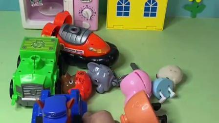 趣味玩具:最后一个穿黄色裙子的是谁?
