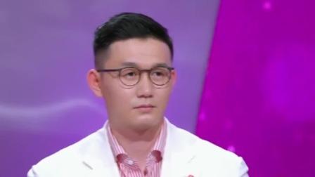 李文东提出最后一个问题,最终成功牵手女嘉宾 非诚勿扰 20210612
