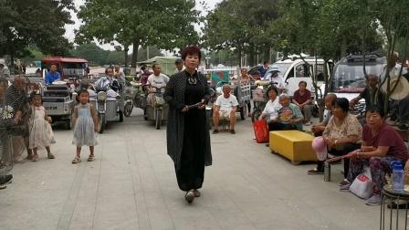 豫剧《打金枝》有为王坐江山非容易——段翠芝