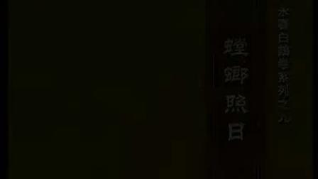 永春白鹤拳系列-螳螂照日((下))