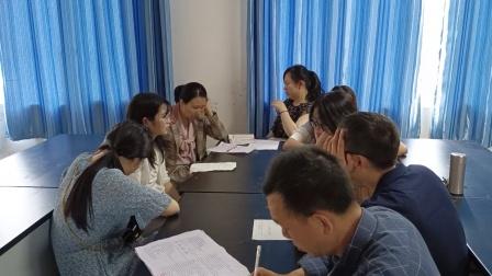 生物组评曾宇萧老师的录课