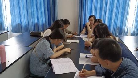 李渡中学评李勇老师录课