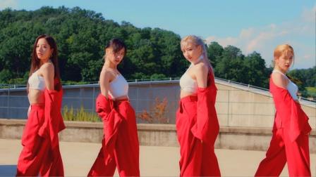 宇宙少女小分队 气场满分的新曲热舞