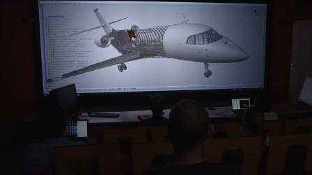 法国达索公司研发公务机猎鹰6X的影像(3370)