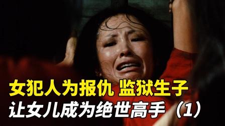 女犯人为报血仇,想方设法监狱生子,让女儿成绝世高手后复仇!