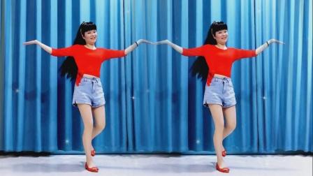广场舞《宝贝你最美》32步 流行跳法