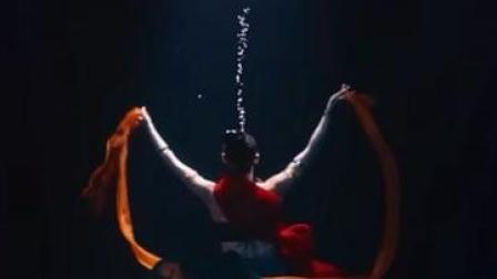 翩若惊鸿,婉若游龙!绝美舞蹈演绎水下飞天…这就是中国文化的魅力呀❤️