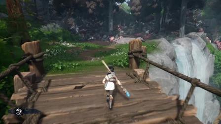 【游民星空】《柯娜:精神之桥》50分钟超长试玩演示