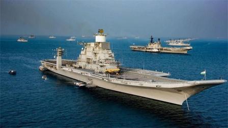 抱美大腿的下场!印度航母惨遭卡脖子,俄专家:学学中国吧
