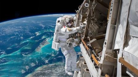 跟着长征五号,看外太空长什么样子的?太神奇了