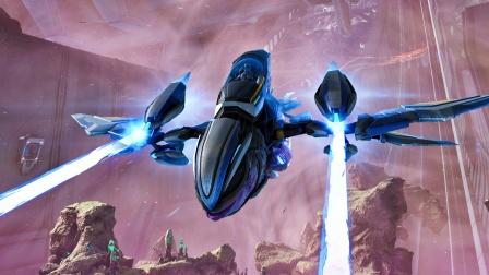 【虾米】方舟创世纪2 EP3,宇宙中的战斗机,虚空海豚!