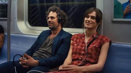 再次出发之纽约遇见你:丹和格蕾塔聊天,俩人同病相怜,也是可怜