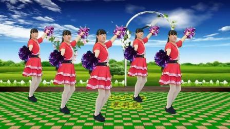 经典老歌广场舞《好一朵美丽的茉莉花》热门民歌,好听极了