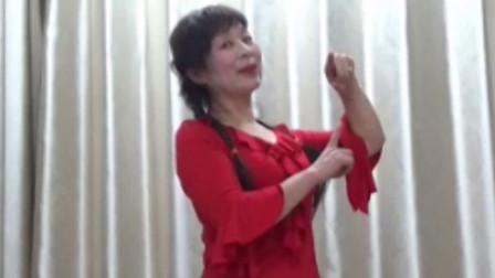 洋雪梅广场舞《美观不美观》