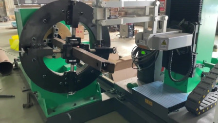 数控方管切割设备为早日实现工业4.0添砖加瓦