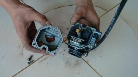 摩托车化油器漏油不要急着换!真正的维修方法在这里