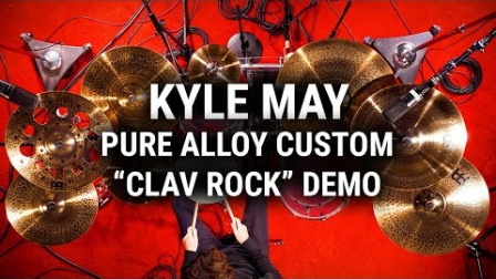 ★ME威律动★Kyle May - Clav Rock