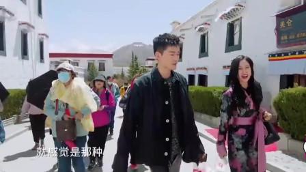 张翰逛街路遇妈妈粉,吴宣仪酸了,翰哥:喜欢我的全是阿姨