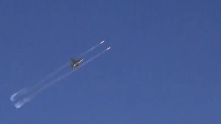 海军航空大学开展多武器实弹射击训练