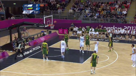 体育强国真的是厉害啊!阿根廷男篮vs立陶宛,火星撞地球!