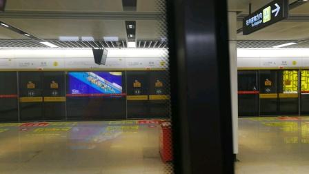 南昌地铁2号线(41)太平洋保险广告车
