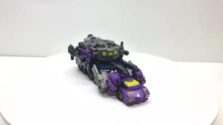 IF EX-14机器人变形